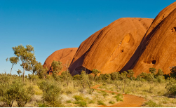 Red Centre Explorer, 5 Tage