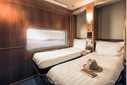 The Ghan, 3 Tage