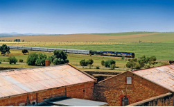 Indian Pacific, 4 Tage