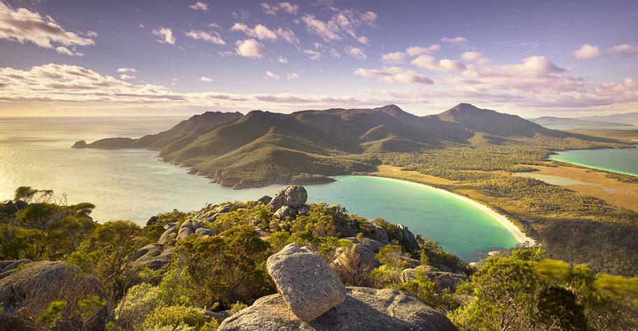 Tasmanien Badeferien nicht travelhouse